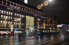 Helsinki by dark