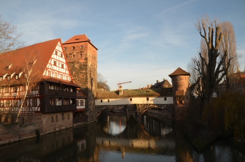 Nuremberg is beautiful