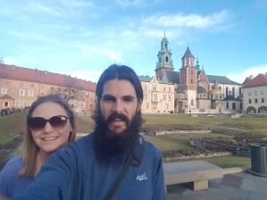 Krakow selfie