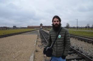 Visiting Auschwitz II Birkenau