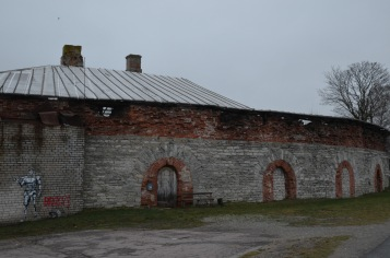 Historic port building