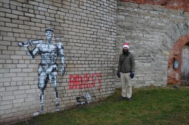 (fake?) Banksy