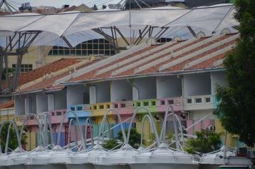 Pretty balconies