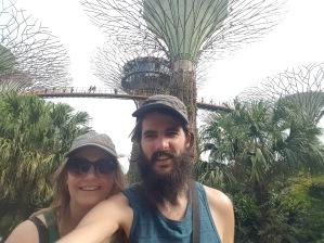 Supertree selfie